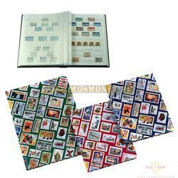 Листы для альбома для марок queen elizabeth the second медальон